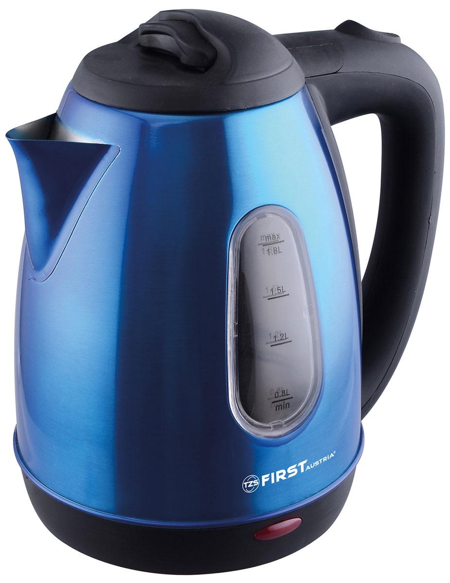 лучшая цена Электрический чайник First FA-5410-5 Dark blue