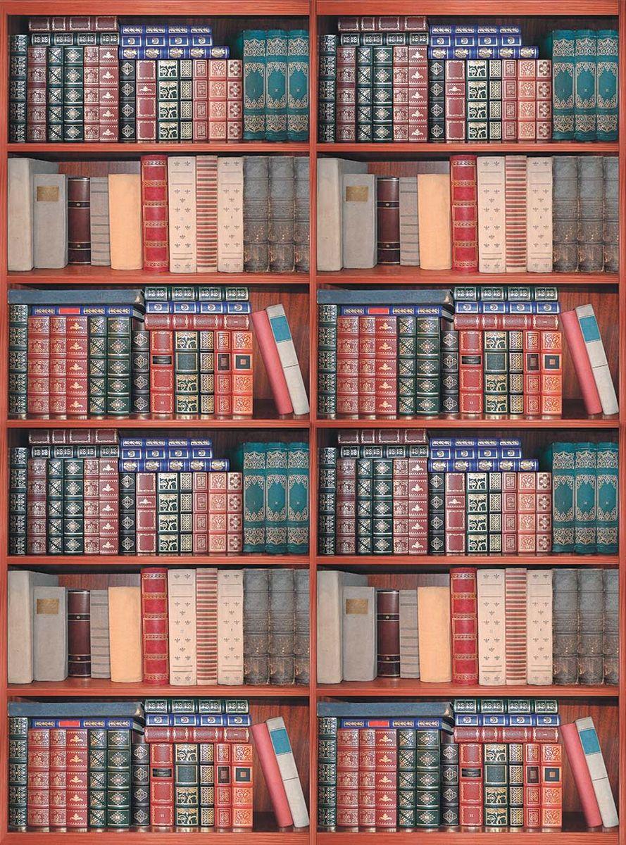 Фотообои Milan Книжный шкаф, текстурные, 200 х 270 см. M 229 фотообои milan в лесу текстурные 300 х 200 см m 701