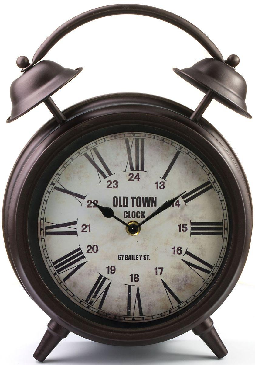 Настольные часы Miralight круглые электронные часы настольные