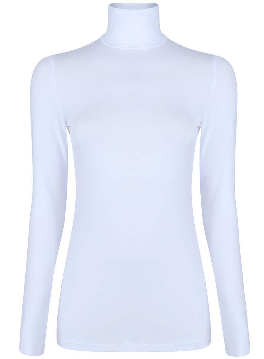 Водолазка oodji Ultra водолазка женская oodji ultra цвет голубой меланж 15e02001b 46147 7000m размер l 48