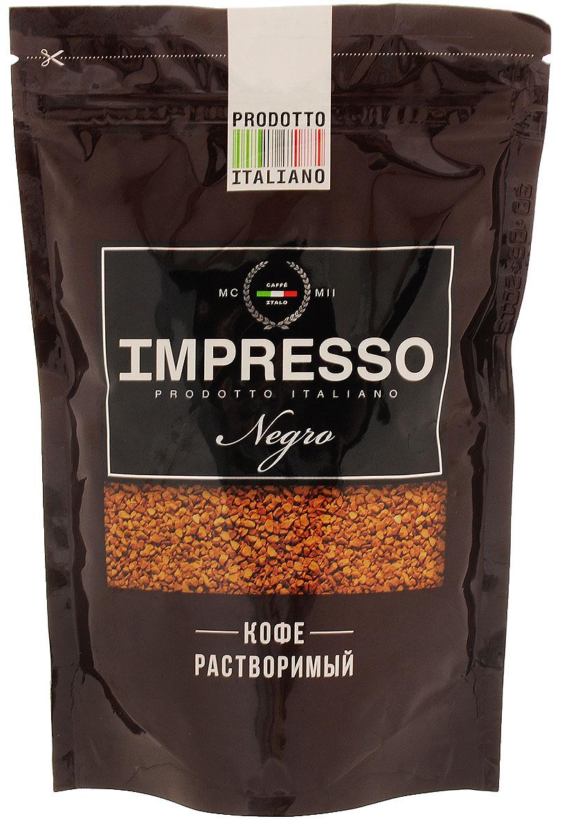 Impresso Negro кофе растворимый, 100 г
