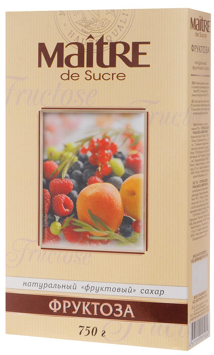 Maitre de Sucre фруктоза, 750 г комбинезон suggest by pain de sucre