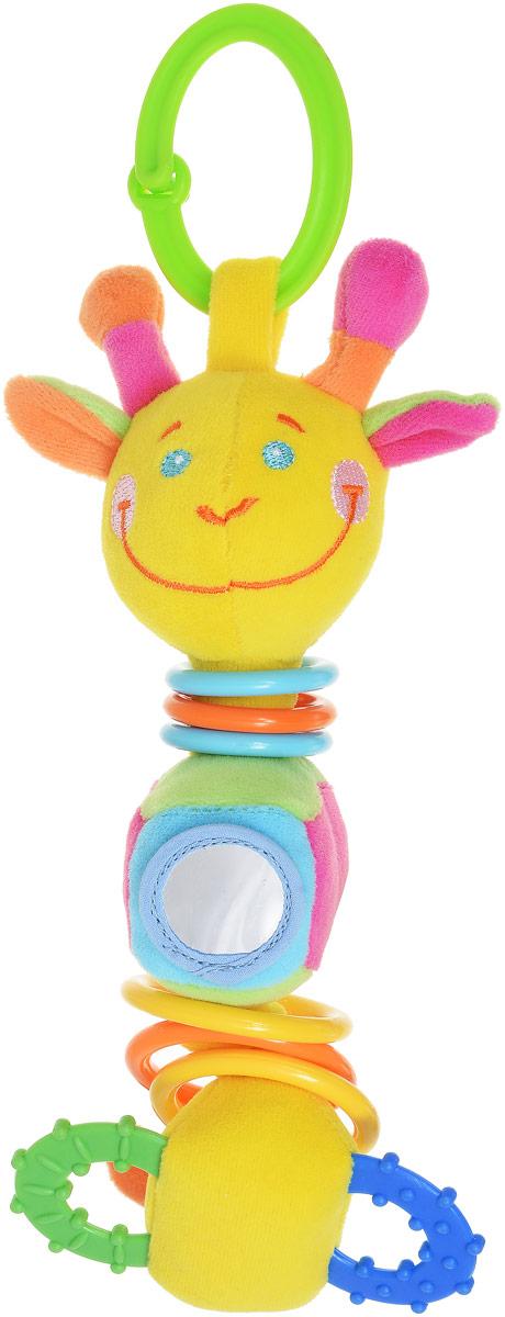 Mommy Love Мягкая игрушка-подвеска Жираф Дуду
