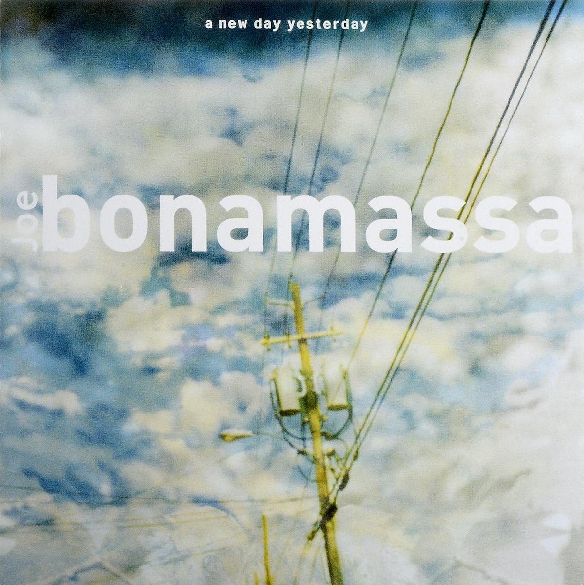 цена на Джо Бонамасса Joe Bonamassa. A New Day Yesterday (LP)