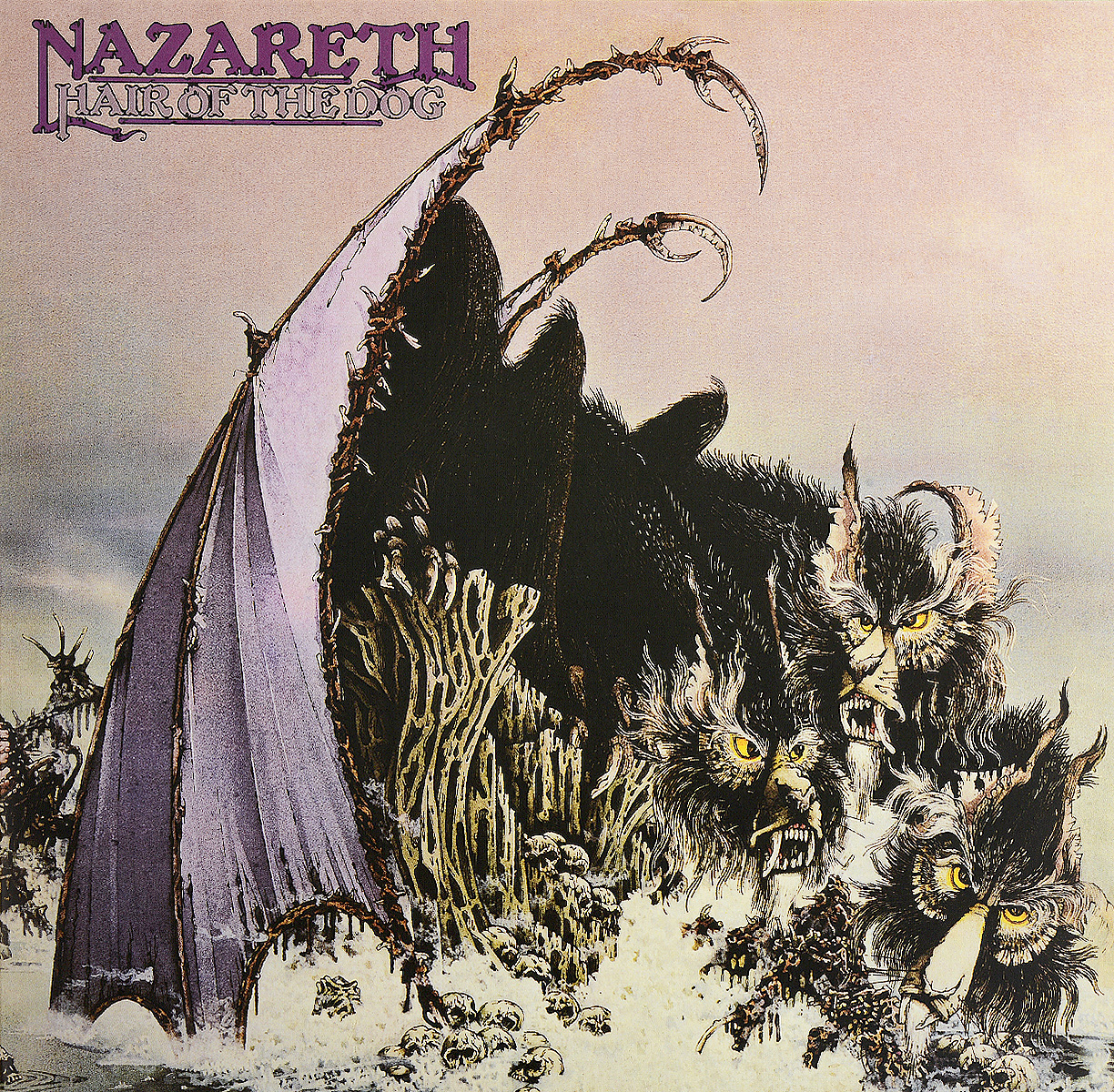 Nazareth Nazareth. Hair Of The Dog (2 LP) nazareth nazareth greatest hits 2 lp