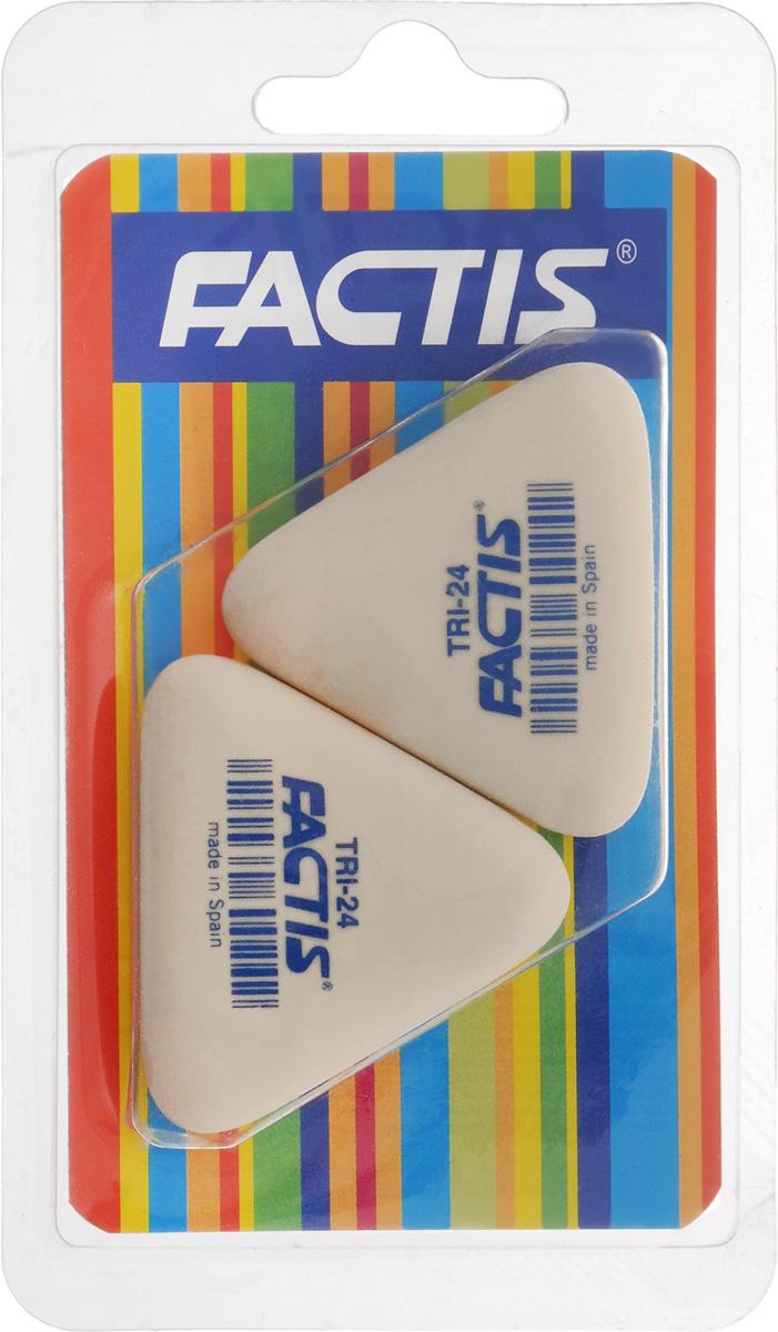 Factis Набор ластиков 2 шт набор ластиков factis 24r 2 2 шт