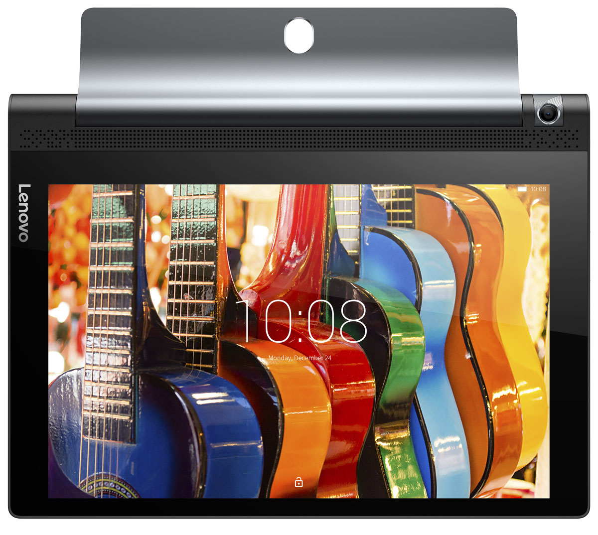 Планшет Lenovo Yoga Tab 3 10 (YT3-X50M), 16 ГБ, черный