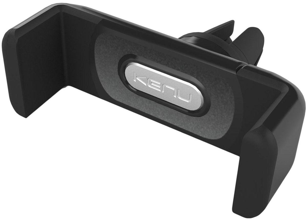 Kenu Airframe+, Black автомобильный держатель для устройств с экраном до 6