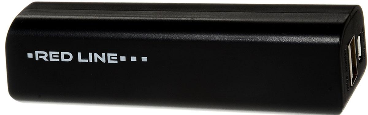 Red Line R-3000, Black внешний аккумулятор аккумулятор red line t8 8000mah blue