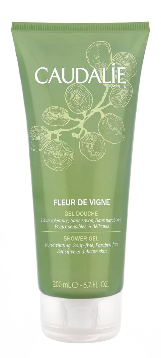 Caudalie Гель для душа Fleur De Vigne Body Vinotherapie, 200 мл