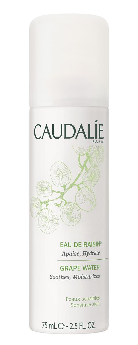 Caudalie Виноградная вода спрей Beauty To Go, 75 мл caudalie beauty elixir вода для красоты