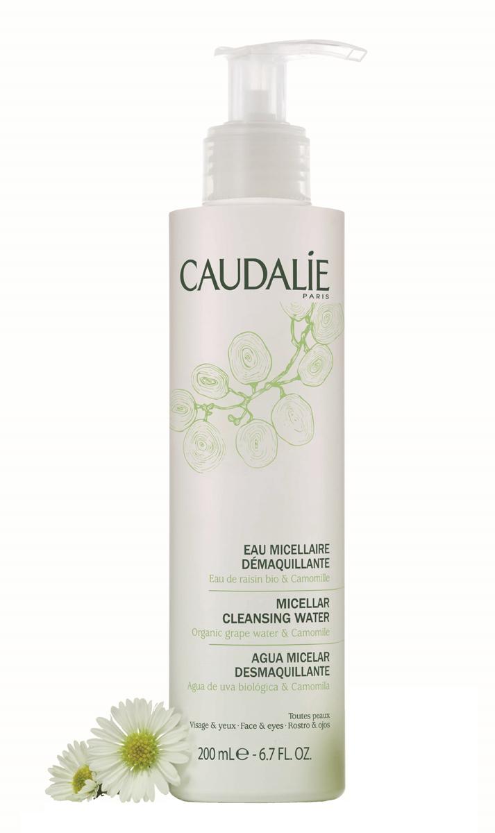 Caudalie Мицеллярная вода для снятия макияжа, 200 мл