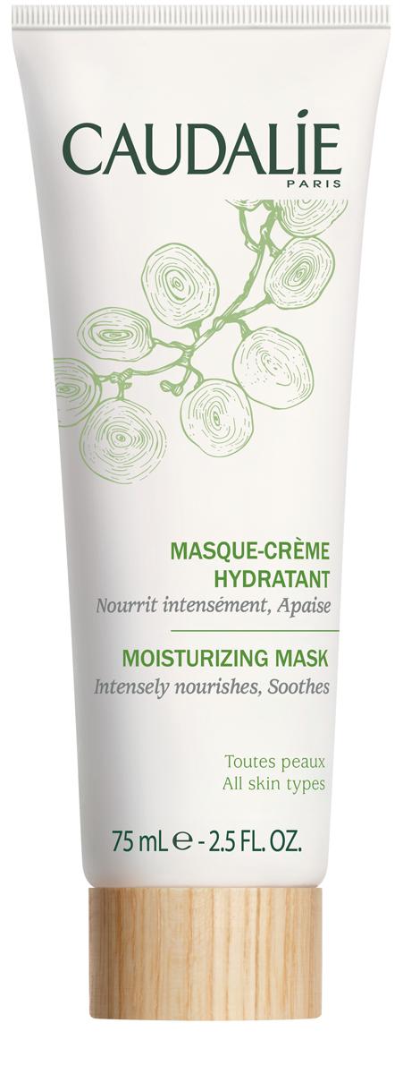 Caudalie Увлажняющая маска-крем для всех типов кожи лица 75мл caudalie маска крем увлажняющая для всех типов кожи маска крем увлажняющая для всех типов кожи