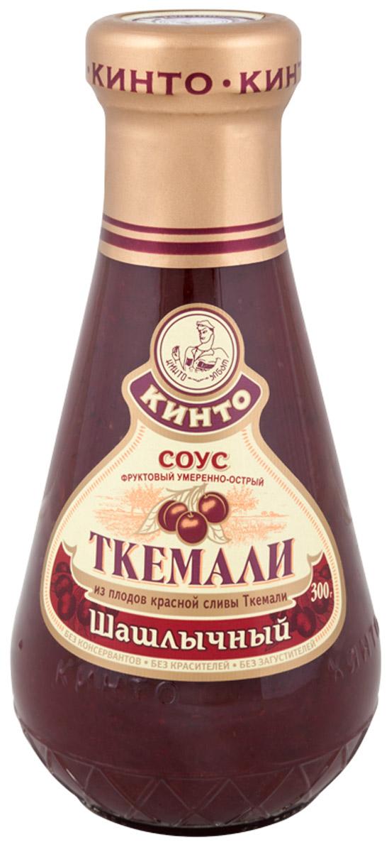 Кинто Ткемали шашлычный соус фруктовый, 300 г соус кинто томатный чахохбили 350 г