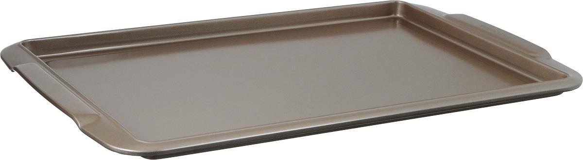 Фото - Противень Tescoma Delicia, прямоугольный, с антипригарным покрытием, 43 x 27 х 1,5 см противень vetta 846068 43 х 29 х 1 8 см