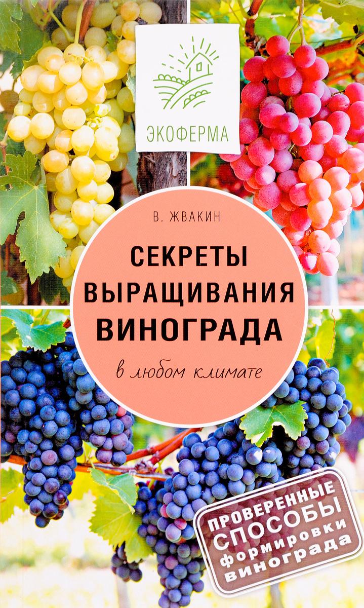 В. Жвакин Секреты выращивания винограда в любом климате. Проверенные способы формировки винограда