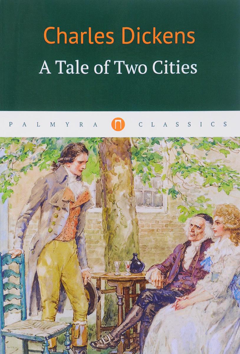 цены на Charles Dickens A Tale of Two Cities  в интернет-магазинах