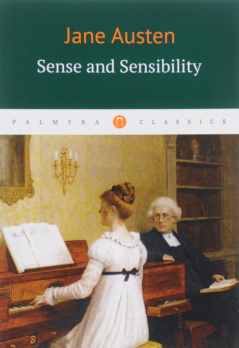 Jane Austen Sense and Sensibility sense and sensibility and sea monsters