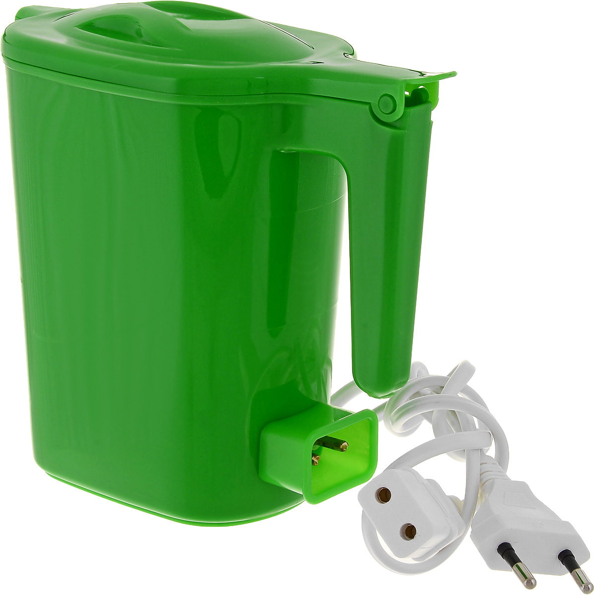 Электрический чайник Мастерица ЭЧ 0,5/0,5-220, цвет зеленый Мастерица