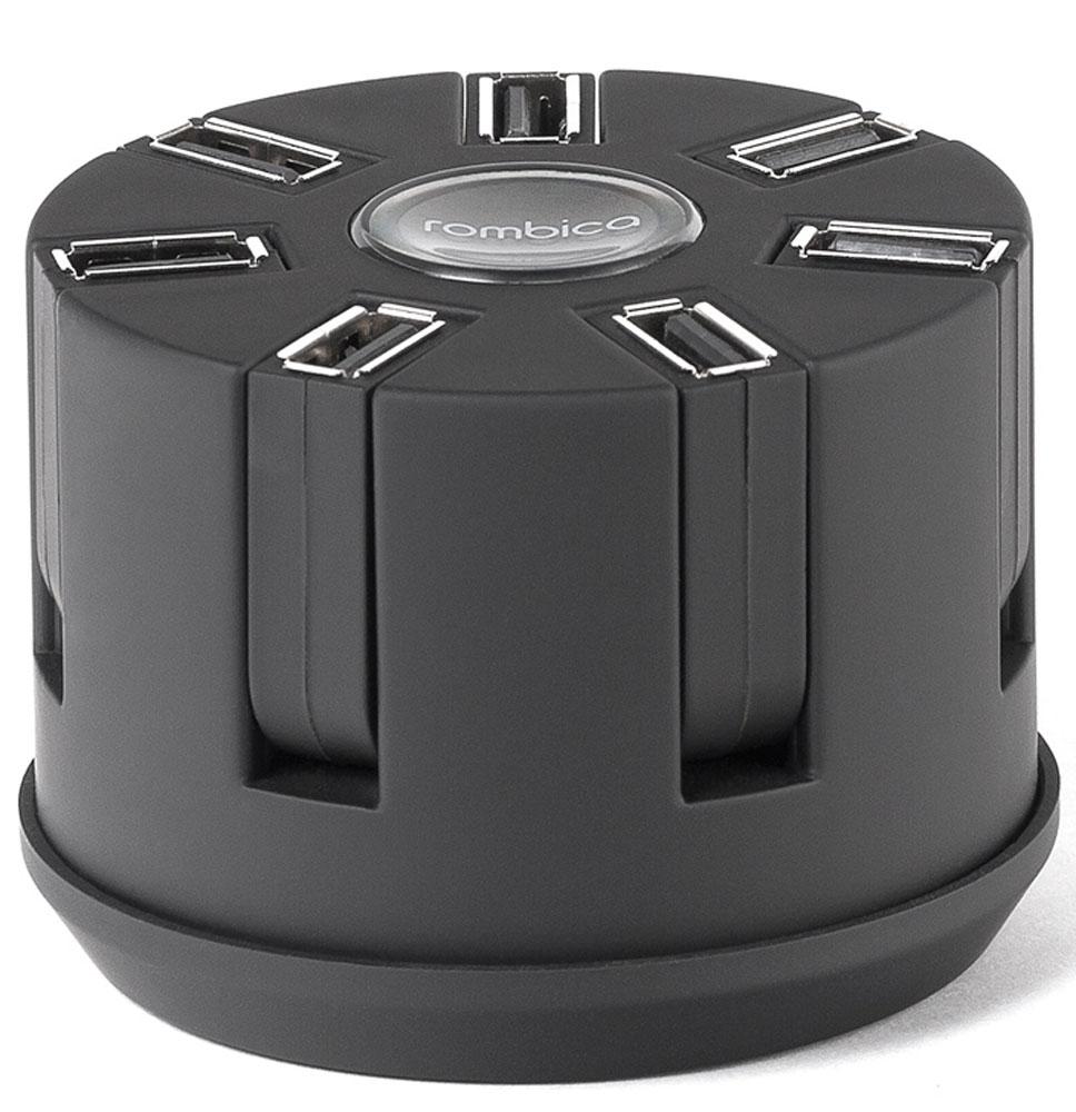 Фото - Rombica AUTO MC07 автомобильное зарядное устройство автомобильное зарядное устройство auto mc07