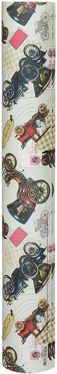 "Бумага упаковочная Даринчи ""№ 11"", 2 листа, 48 х 59 см"