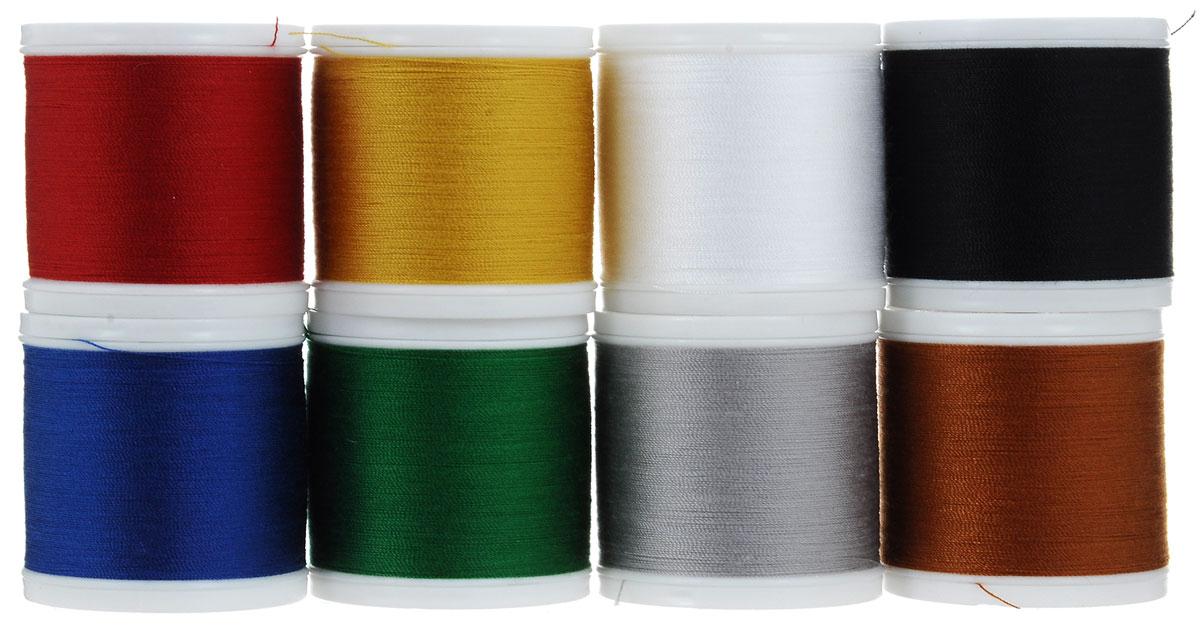 лучшая цена Набор швейных ниток Madeira