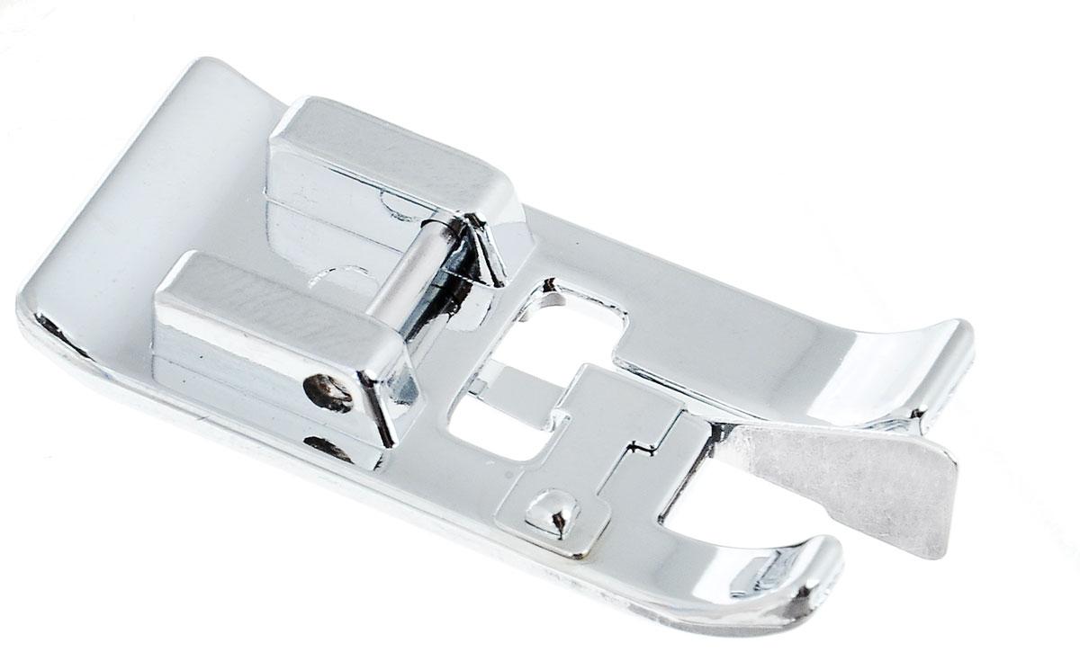 Лапка для обметывания Aurora, оверлочная лапка для швейных машин с боковым ножом для обрезки края aurora универсальная