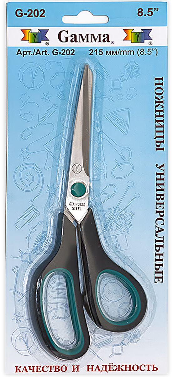 Ножницы универсальные Gamma, длина 21,5 см ножницы универсальные gamma длина 19 5 см