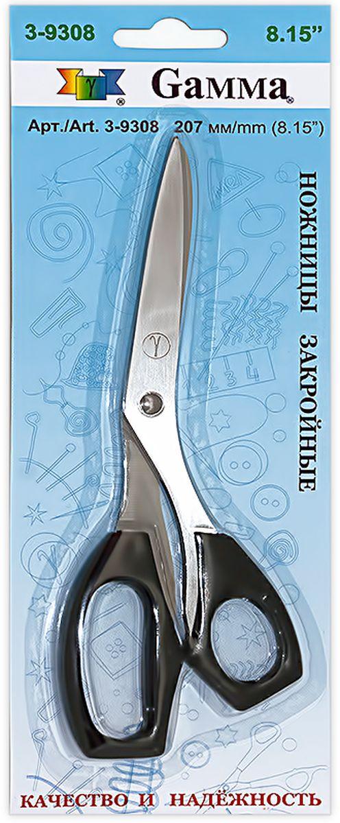 Ножницы закройные Gamma, длина 20,7 см ножницы универсальные gamma длина 19 5 см