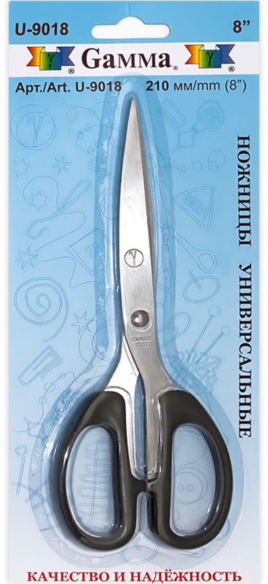 Ножницы универсальные Gamma, длина 21 см ножницы универсальные gamma длина 19 5 см
