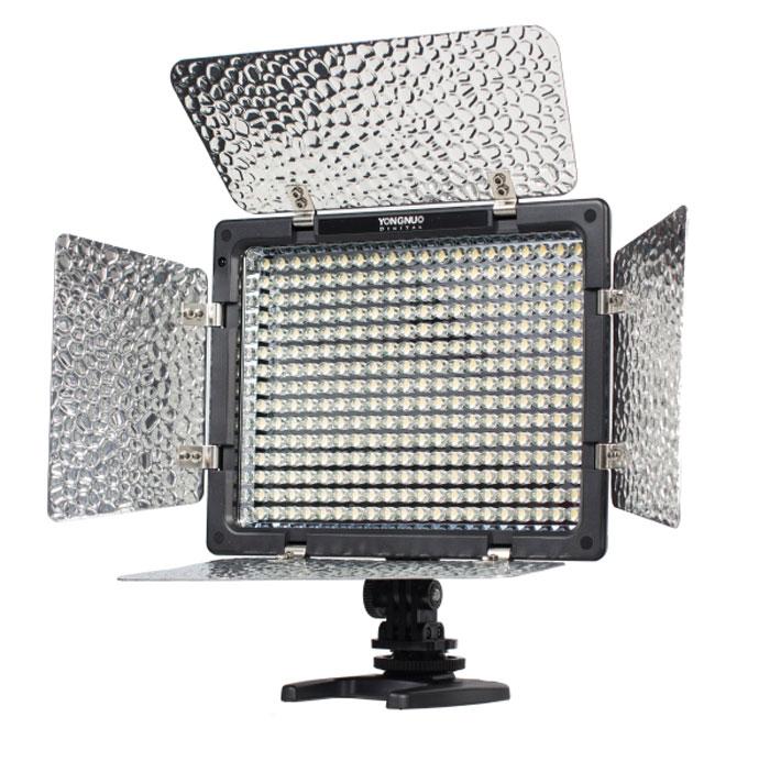 YongNuo LED YN-300 осветитель светодиодный для фото и видеокамер с ду