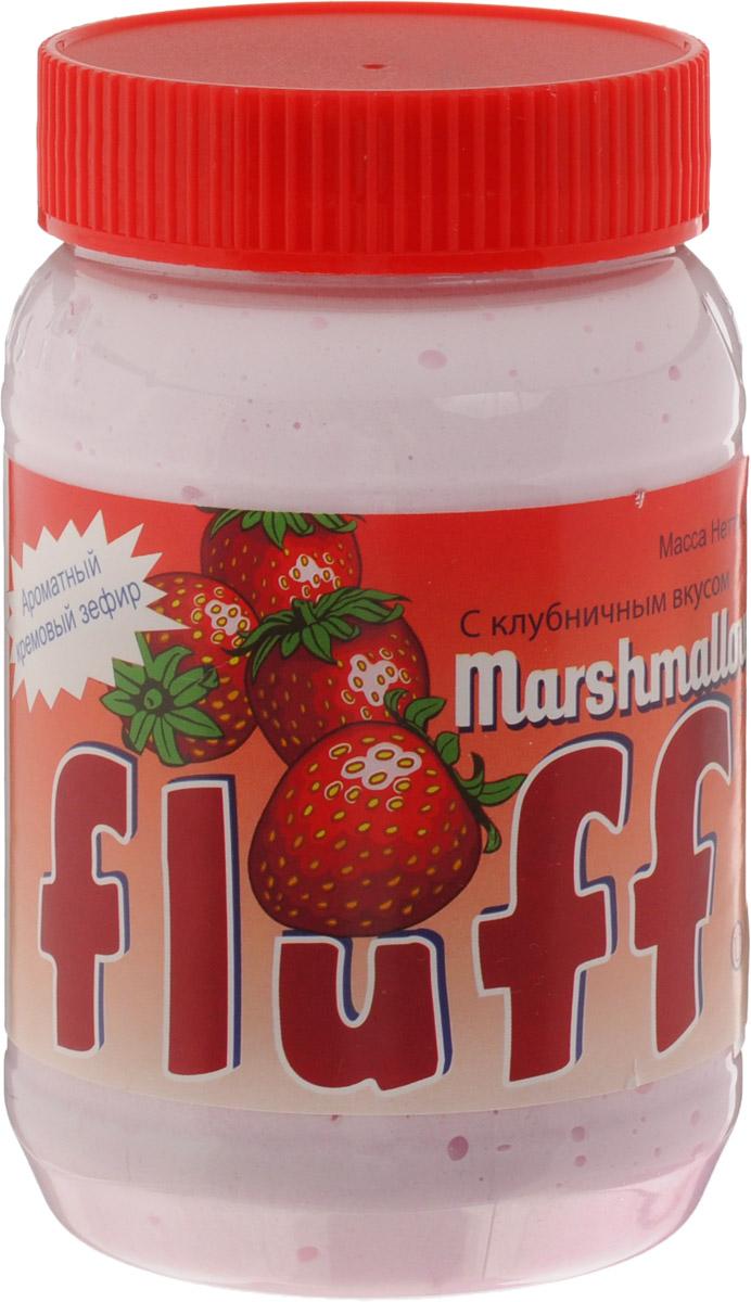 Fluff зефир кремовый Marshmallow с клубничным вкусом, 213 г fluff зефир кремовый marshmallow с ванильным вкусом 213 г