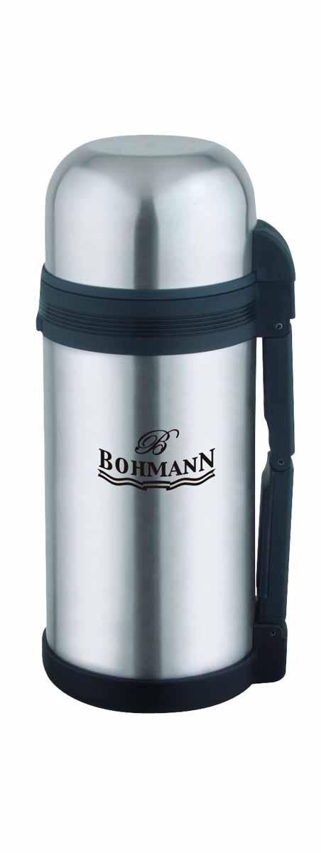 "Термос ""Bohmann"", широкое горло, 1,2 л"