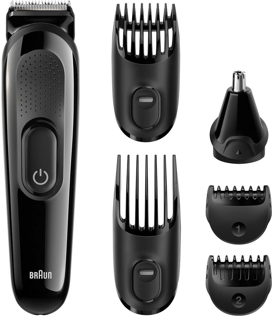 Универсальный триммер для стайлинга Braun MGK3020