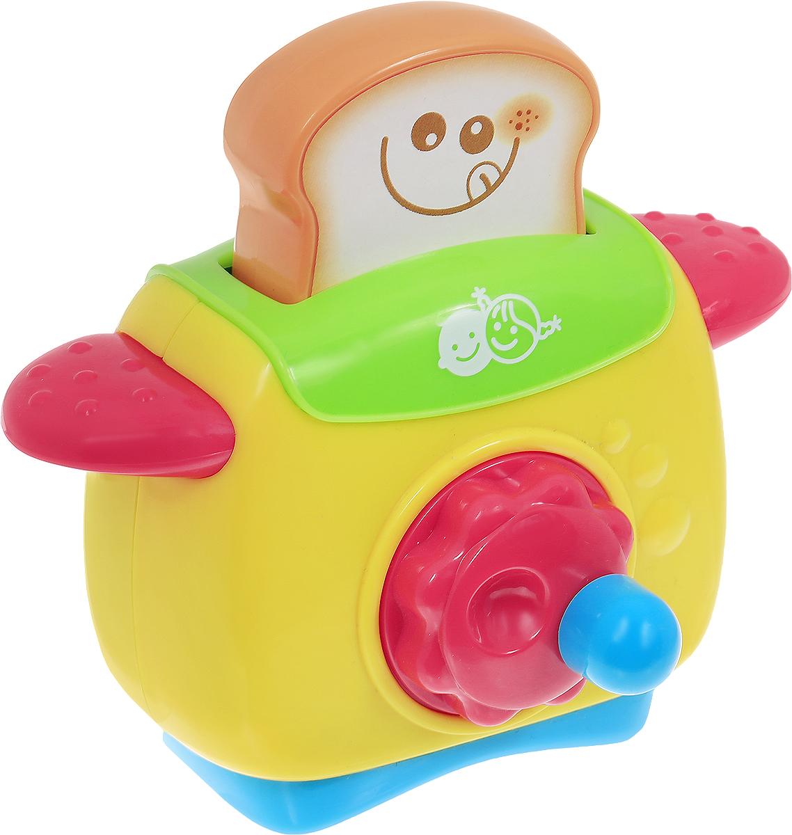 купить Playgo Развивающая игрушка Мой первый тостер онлайн