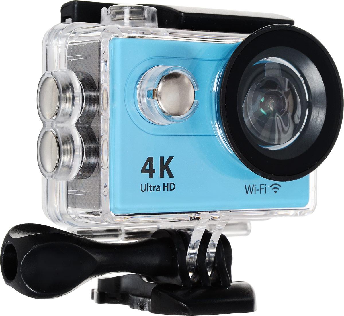 лучшая цена Eken H9 Ultra HD, Blue экшн-камера