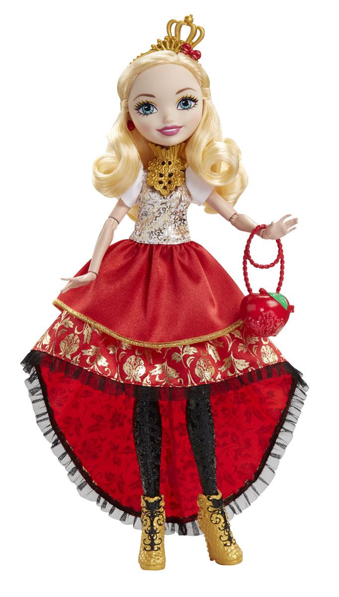 Ever After High Кукла Отважная принцесса Эппл Уайт цена