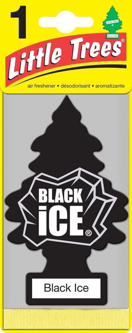 Освежитель Car-Freshner Черный лед освежитель car freshner елочка кокос
