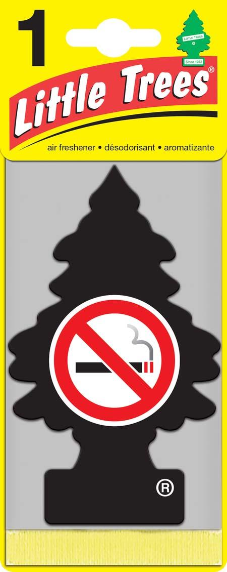 Освежитель Car-Freshner Елочка Не курить! ароматизатор елочка car freshner карибский коктейль