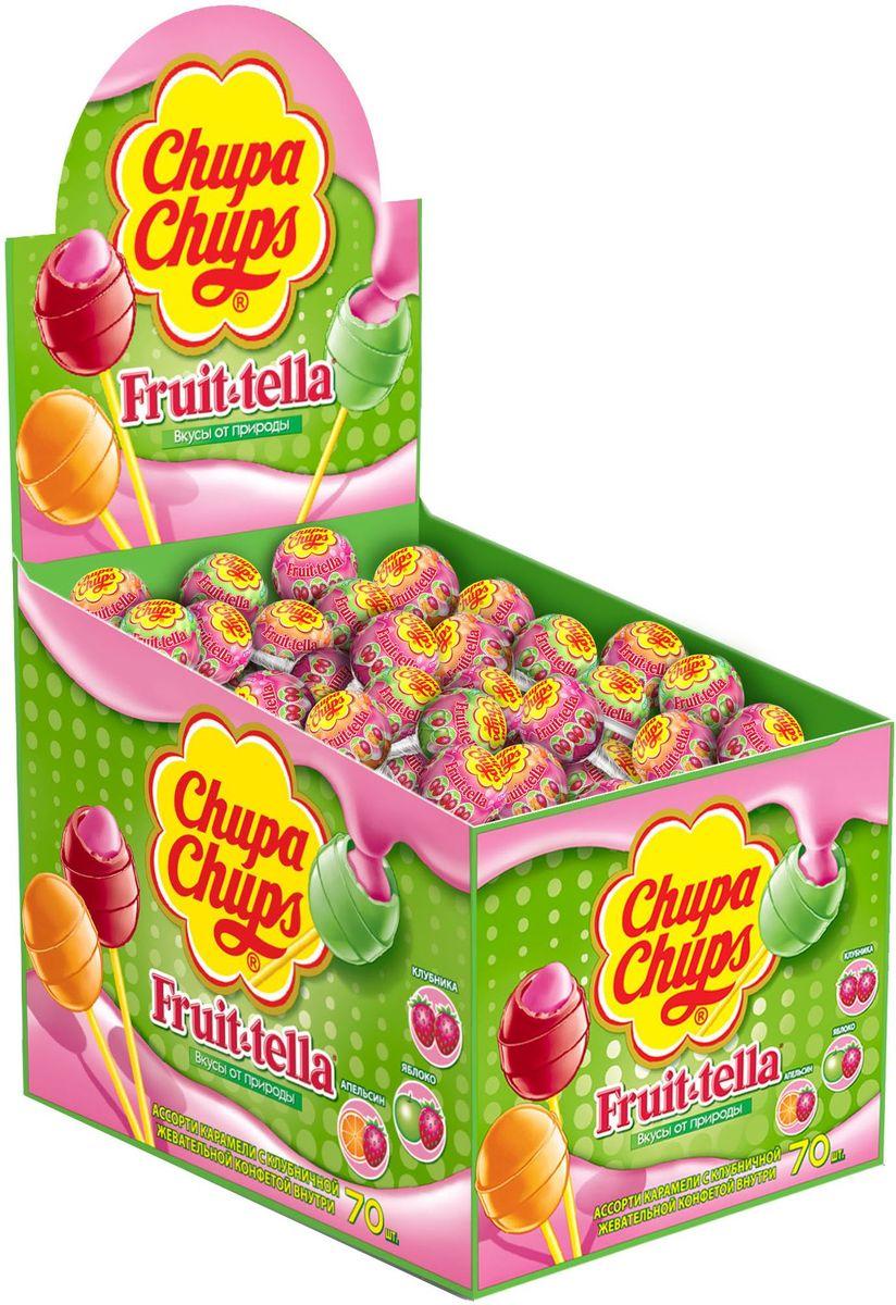 цена Chupa Chups карамель