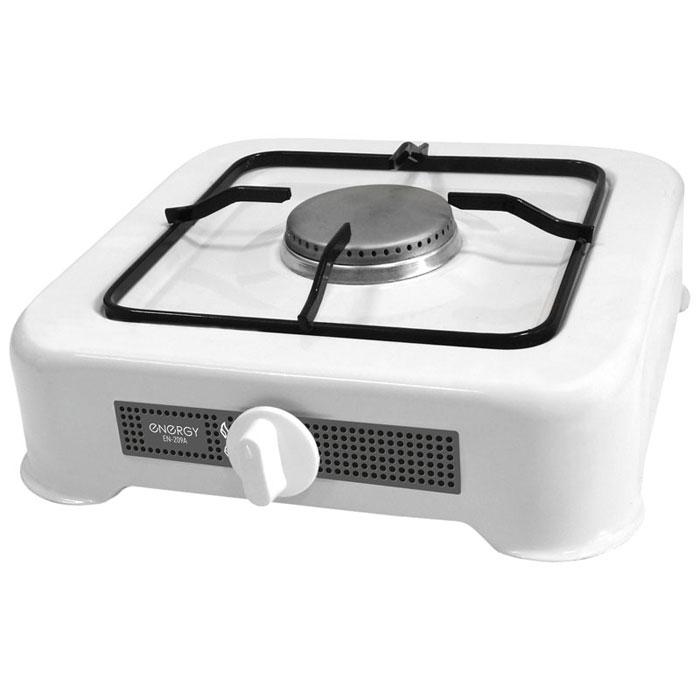 Настольная плита Energy EN-209A, White
