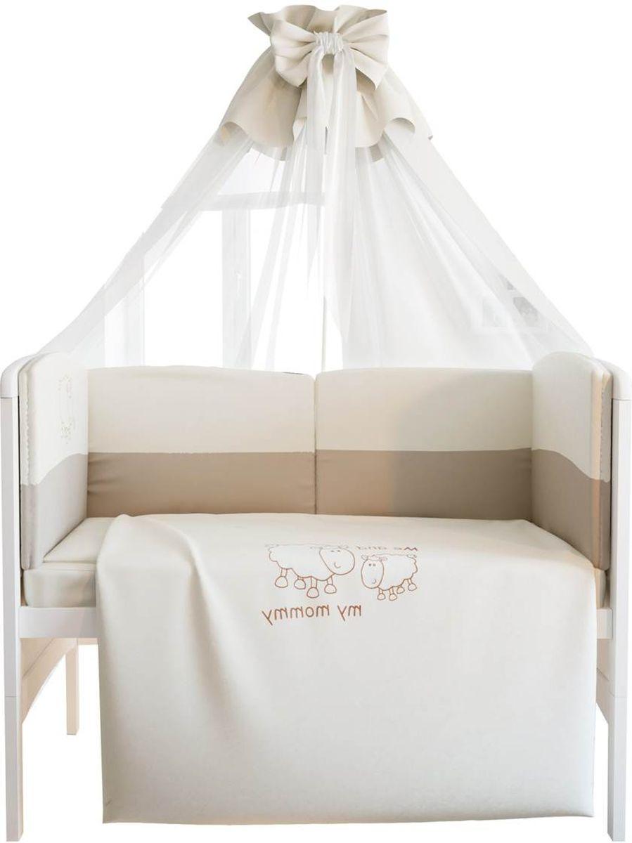 Фото - Fairy Комплект белья для новорожденных Я и моя мама 7 предметов конверт зимний фея 45х95 см я и моя мама