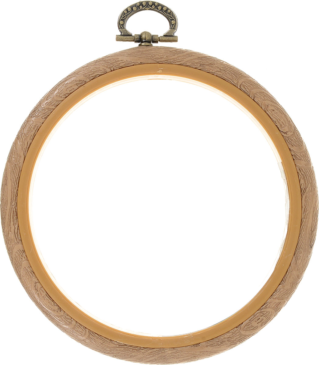 цена на Пяльцы-рамка Gamma, диаметр 10 см