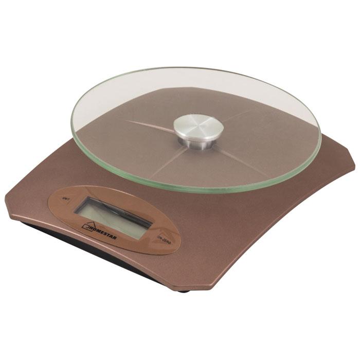 Кухонные весы HomeStar HS-3002, Brown