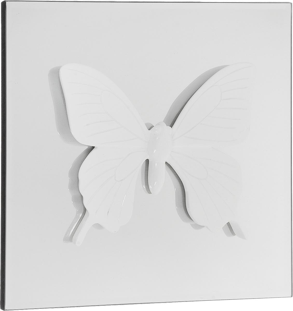 """Украшение декоративное Феникс-Презент """"Бабочка"""", настенное, 30 x 30 x 2,5 см"""