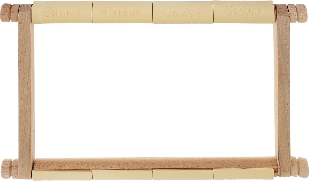 цена на Пяльцы-рамка Gamma, с клипсой, 30 х 15 см
