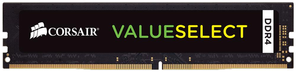 Модуль оперативной памяти Corsair ValueSelect DDR4 16Gb 2133 МГц (CMV16GX4M1A2133C15) corsair valueselect so dimm ddr4 8gb 2133 мгц модуль оперативной памяти cmso8gx4m1a2133c15