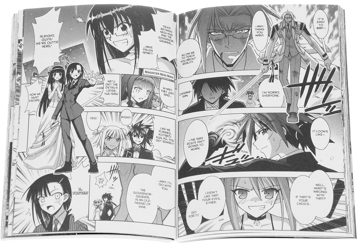 Negima! Volume 30 Kodansha Comics