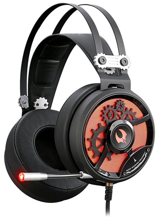 A4Tech Bloody M660, Black Red игровые наушники a4tech m660