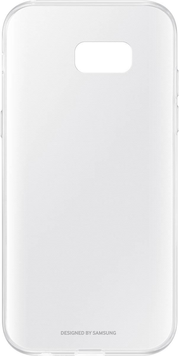 Samsung EF-QA520 ClearCover чехол для Galaxy A5 (2017), Clear чехол samsung clearcover для galaxy note 8 n950f ef qn950cvegru violet